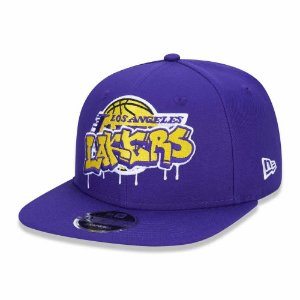 Boné Los Angeles Lakers 950 Tag Graffiti - New Era