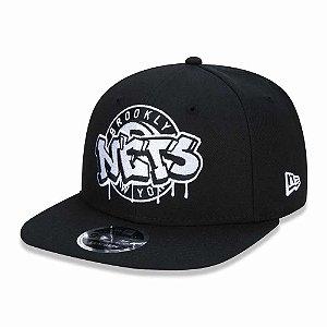 Boné Brooklyn Nets 950 Tag Graffiti - New Era