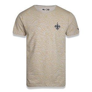 Camiseta New Orleans Saints Extra Fresh Full Print - New Era