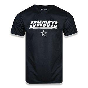 Camiseta Dallas Cowboys Dual Sport Fast Dalcow - New Era