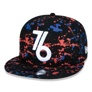 Boné Philadelphia 76ers 950 Paint Splatter - New Era