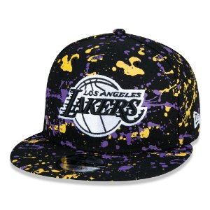 Boné Los Angeles Lakers 950  Paint Splatter - New Era