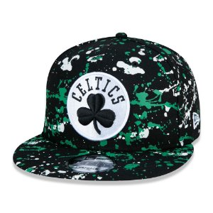 Boné Boston Celtics 950 Paints Splatter - New Era