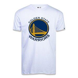 Camiseta Golden State Warriors Basic Logo - New Era