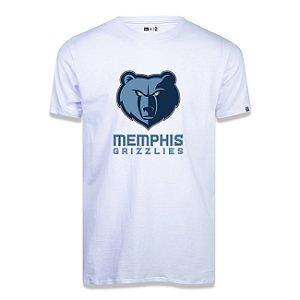 Camiseta NBA Memphis Grizzlies Basic Logo - New Era