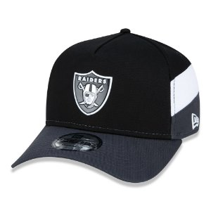 Boné Las Vegas Raiders 940 A-frame Fresh Side Cut - New Era