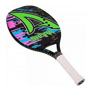 Raquete Beach Tennis Kevlar 2021 Allan Oliveira - Shark