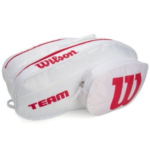 Raqueteira Beach Tennis e Padel Wilson Especial Team Térmica