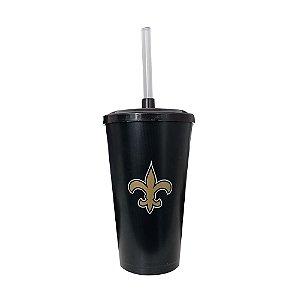 Copo Suco Calderetta 500ml New Orleans Saints - NFL