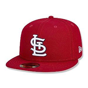Boné St. Louis Cardinals 5950 Game Cap Fechado - New Era