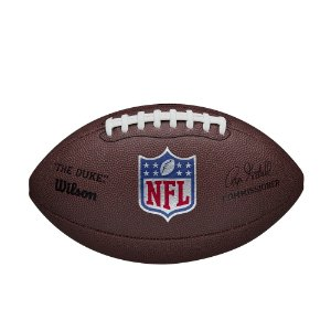 Bola de Futebol Americano Wilson The Duke Pro Color NFL