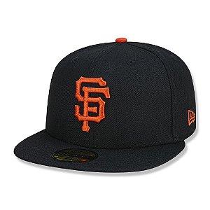Boné New Era Fechado 5950 San Francisco Giants Game Cap