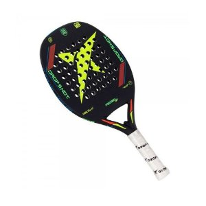 Raquete Beach Tennis Drop Shot Rebel BT Fibra de Carbono