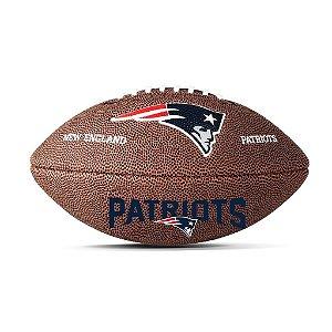 Bola Futebol Americano New England Patriots - Wilson