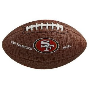 Bola Futebol Americano San Francisco 49ers - Wilson