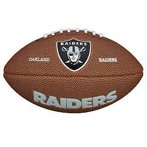 Bola Futebol Americano Oakland Raiders - Wilson