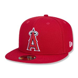 Boné New Era Los Angeles Angels 5950 Game Cap MLB Fechado