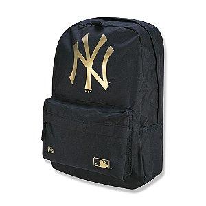 Mochila New Era New York Yankees Stadium Pack MLB Preto