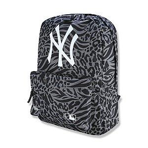 Mochila New Era New York Yankees Stadium Pack Print MLB