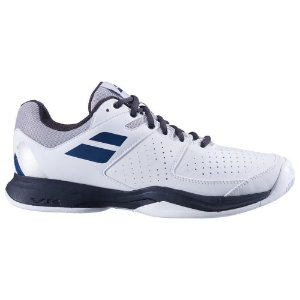 Tenis Babolat Pulsion All Court Masculino Branco Preto