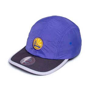 Boné M&N Golden State Warriors Adjustable Fit Unstructured
