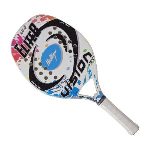 Raquete Vision Beach Tennis Elite 8 2020 Fibra de Vidro
