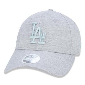 Boné New Era Los Angeles Dodgers 940 Woman Jersey Aba Curva