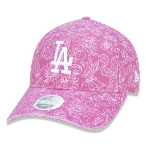 New Era Los Angeles Dodgers 920 Perfect Print Rosa Woman