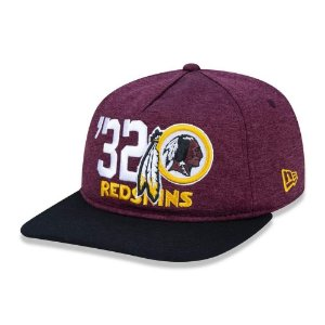 Boné New Era Washington Redskins 950 A-Frame Sport Ano Logo
