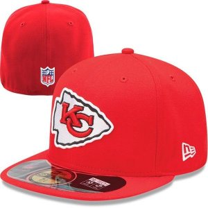 Boné Kansas City Chiefs 5950 - New Era