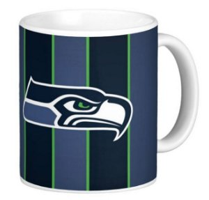 Caneca Seattle Seahawks - NFL