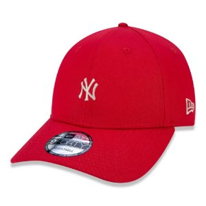 Boné New Era New York Yankees 940 Veranito Mini Logo MLB
