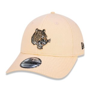 Boné New Era 920 Bold Tiger Aba Curva Laranja