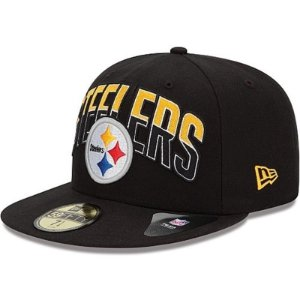 Boné Pittsburgh Steelers DRAFT 5950 - New Era