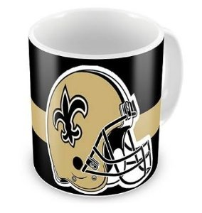 Caneca New Orleans Saints - NFL