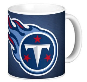 Caneca Tennessee Titans - NFL