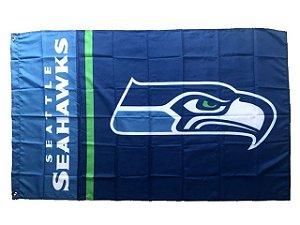 Bandeira Seattle Seahawks NFL - Grande