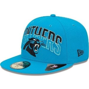 Boné Carolina Panthers DRAFT 5950 - New Era