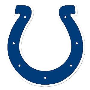 Adesivo Indianapolis Colts NFL - Vinil Brilho 15x15cm