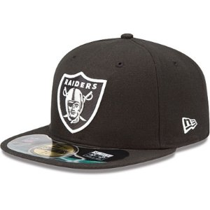 Boné Oakland Raiders 5950 - New Era