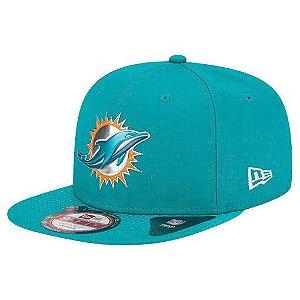 Boné Miami Dolphins DRAFT 950 Snapback - New Era