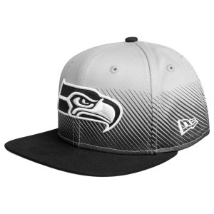 Boné Seattle Seahawks 950 Snapback Line Fade - New Era