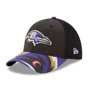 Boné Baltimore Ravens Draft 2017 On Stage 3930 - New Era