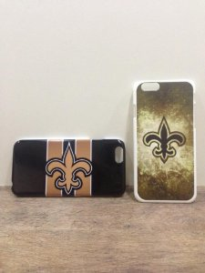Capinha case Iphone 6 New Orleans Saints