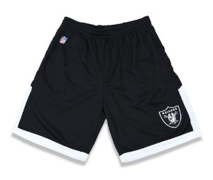 Bermuda Oakland Raiders Especial NFL - New Era