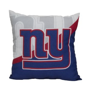 Almofada New York Giants NFL Big Logo Futebol Americano