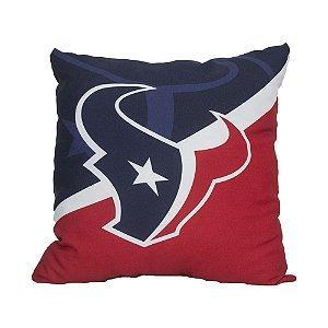 Almofada Houston Texans NFL Big Logo Futebol Americano