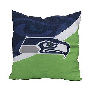 Almofada Seattle Seahawks NFL Big Logo Futebol Americano