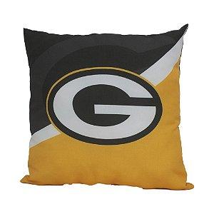 Almofada Green Bay Packers NFL Big Logo Futebol Americano