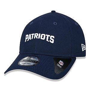 Boné New Era New England Patriots 920 Urban Script Aba Curva